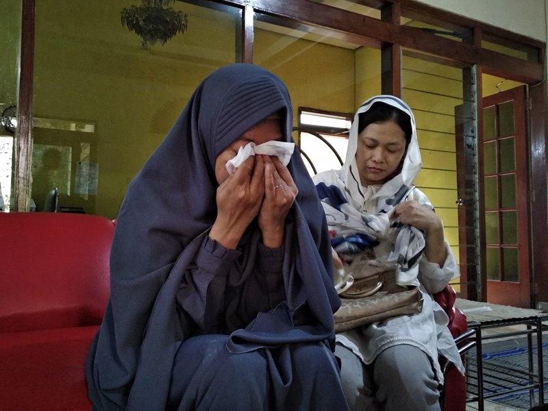 Istri Syachrul Anto: Saat Berangkat Dia Masih Sehat