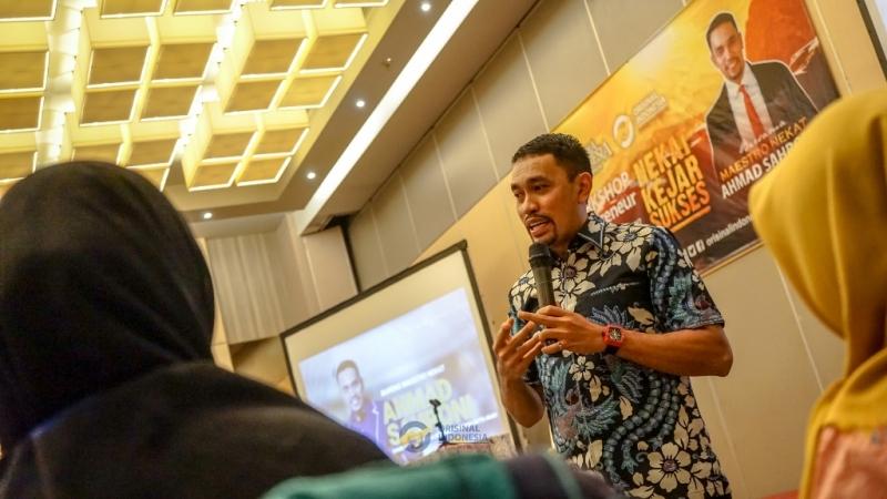 Pengusaha Muda Diminta Berkolaborasi Tangkal Monopoli