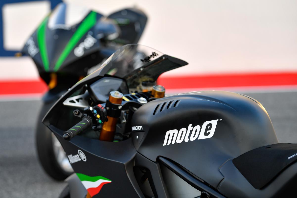 Gresini Racing Team Pastikan MotoE akan Sengit
