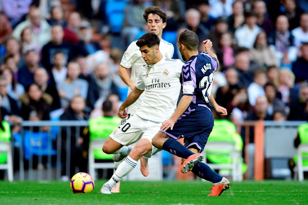 Tumbangkan Valladolid, Madrid Kembali ke Jalur Kemenangan