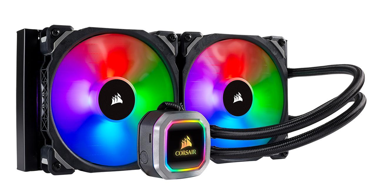 Corsair Rilis Lagi Liquid Cooler Tampilan RGB