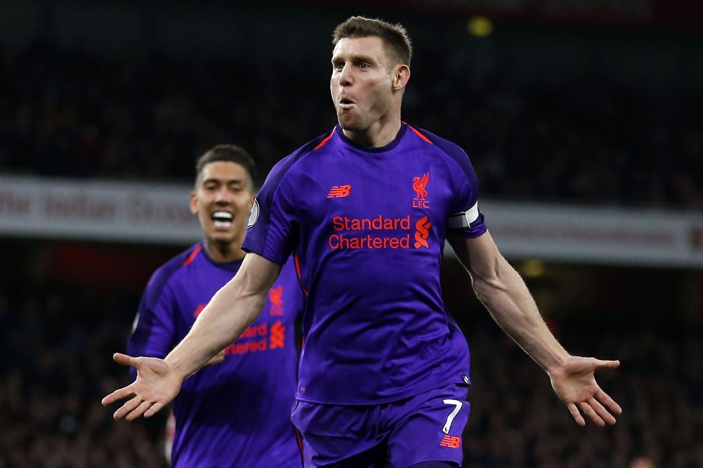 Gagal Menang, Milner Kritik <i>Finishing</i> Liverpool
