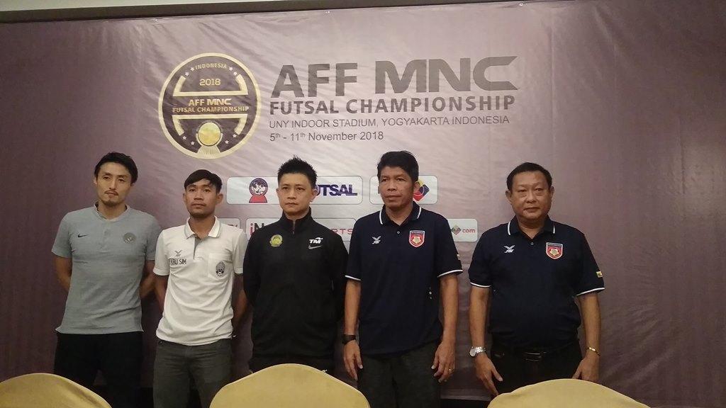 Indonesia Diunggulkan Para Pesaing di Piala AFF Futsal