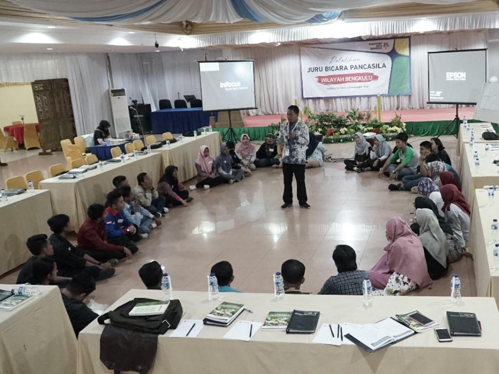 Milenial Keluhkan Keadilan yang Belum Merata di Bengkulu