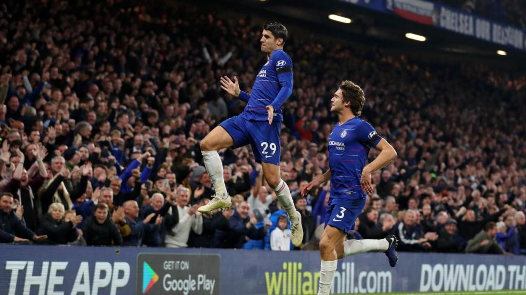 Statistik Menarik dari Kemenangan Chelsea atas Crystal Palace