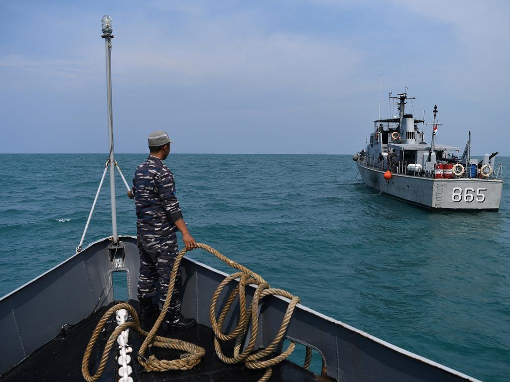 Kapal TNI AL Sempat Tangkap Sinyal CVR Lion Air