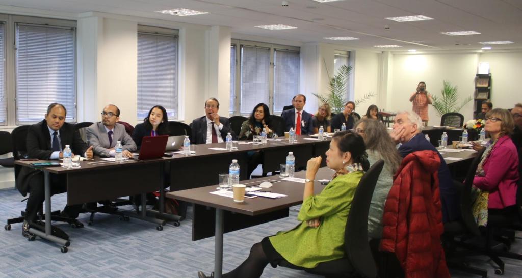 Perkuat Kerja Sama, KBRI London Gelar Indonesia Briefing