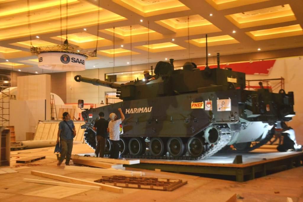 Indo Defence Bakal Jadi Sarana Edukasi Masyarakat