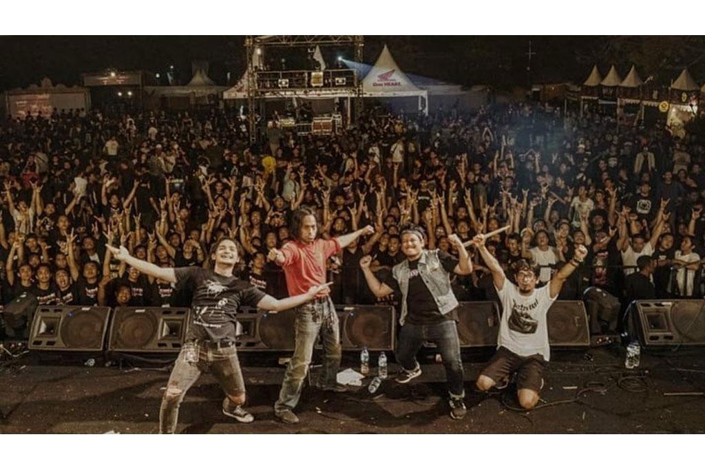 Komunal akan Konser di Jakarta 11 Novemeber 2018