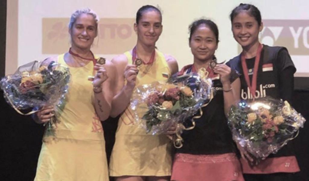 Rizki/Ketut Harus Puas Jadi <i>Runner-up</i>