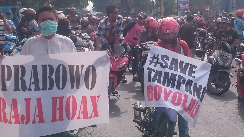 Prabowo Dinilai Tak Sensitif