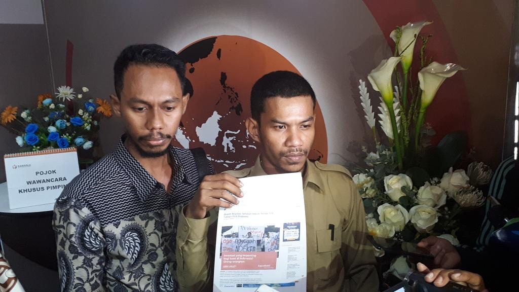Buntut Kelakar Prabowo, Bupati Boyolali Dilaporkan ke Bawaslu