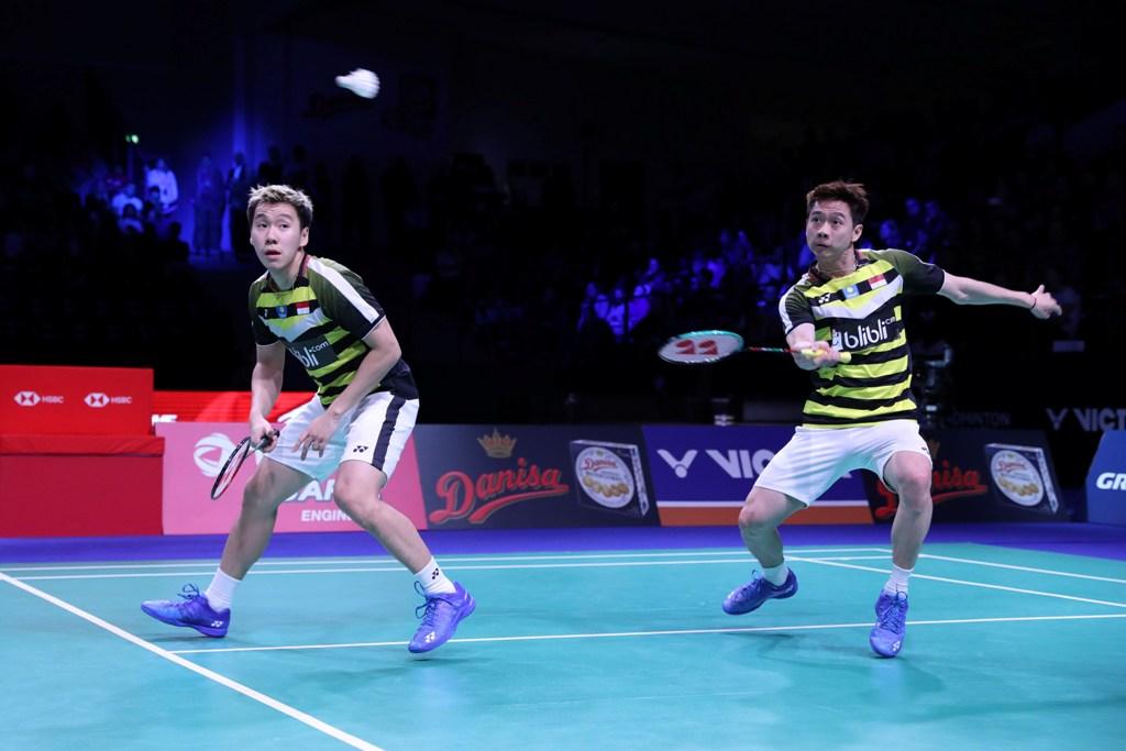 Daftar Pebulu Tangkis Indonesia untuk China Open 2018