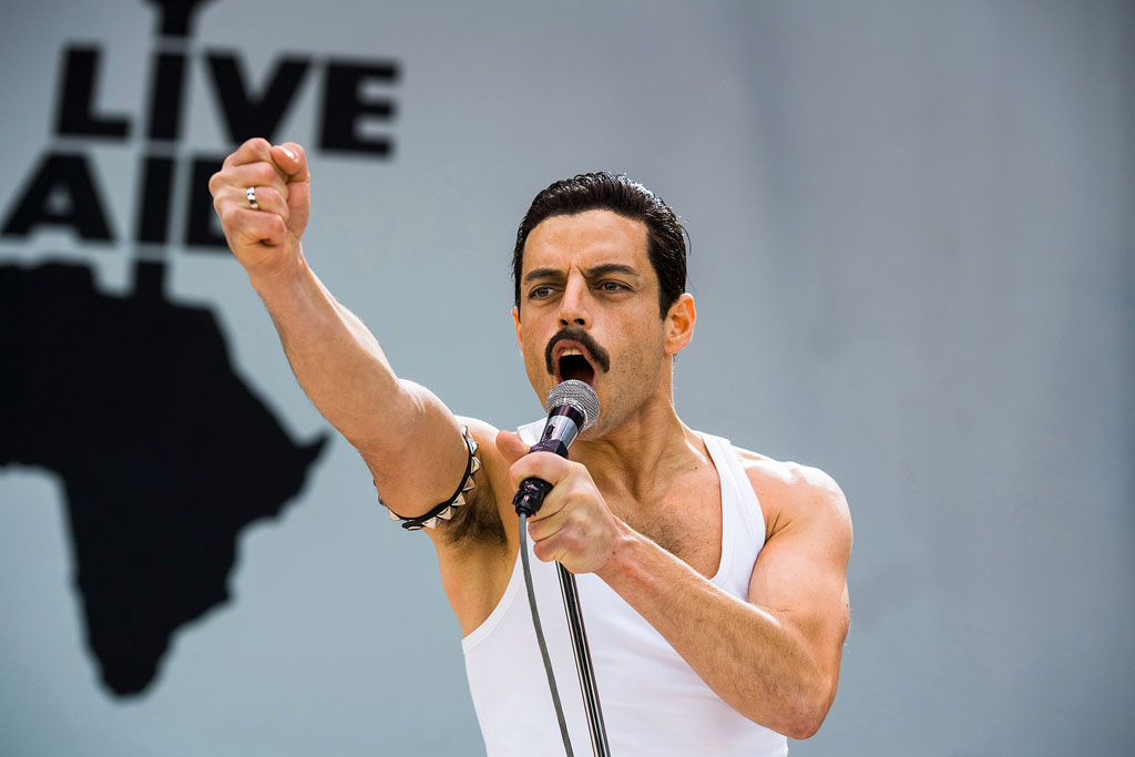 Tiga Hari Tayang, Film Bohemian Rhapsody Tembus Pendapatan Rp1,8 Triliun
