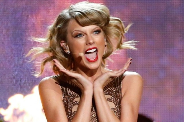 Makan Burger di Akhir Pekan, Cara Taylor Swift Tetap Langsing