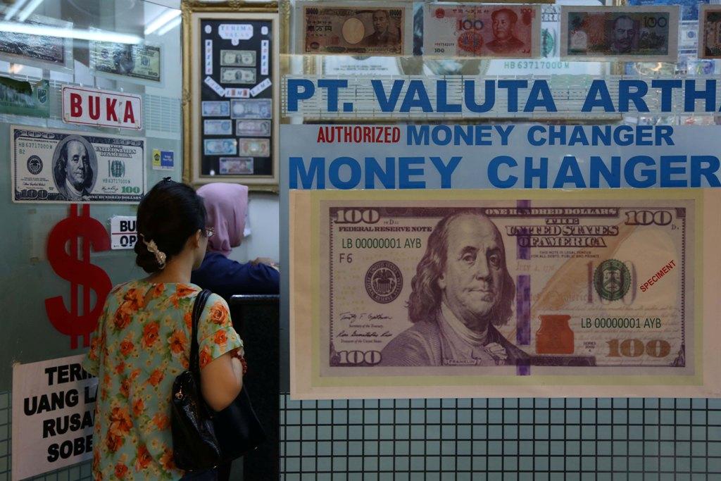 Rupiah Pagi Pamer Kekuatan di Rp14.947/USD