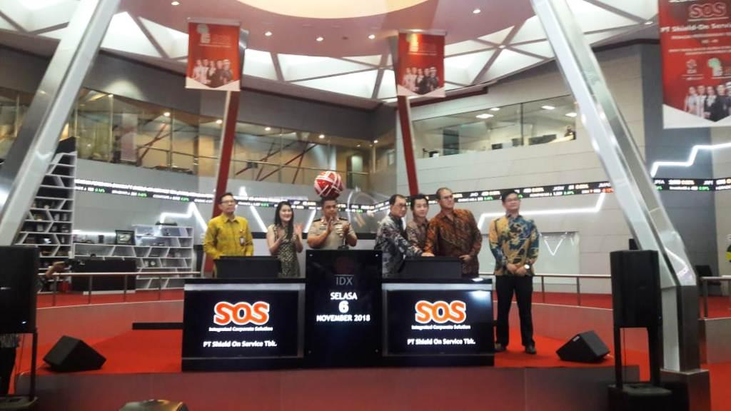 IPO SOSS Sempat tak Dilirik Investor