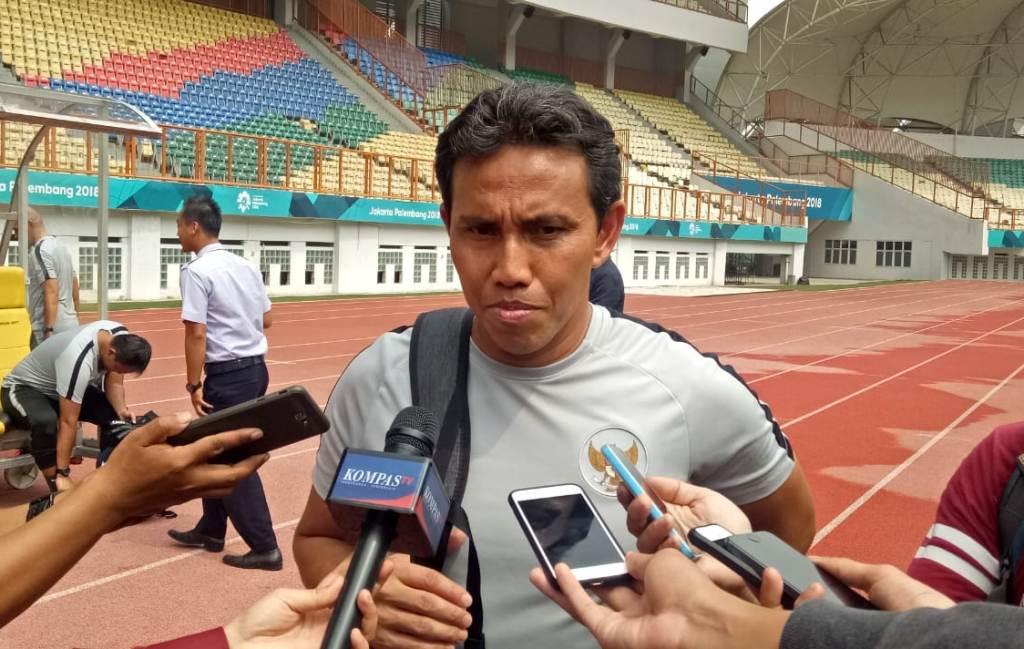 Bima Sakti Siap Hadapi Para Pelatih Besar di Piala AFF
