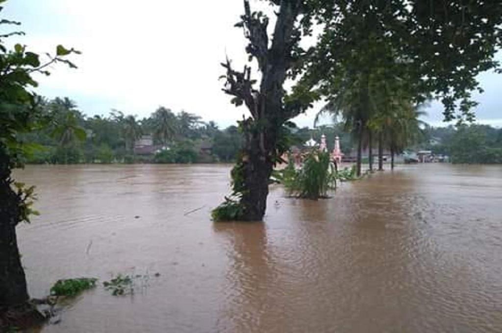 Banjir Bandang di Tasikmalaya, Lima Orang Tewas