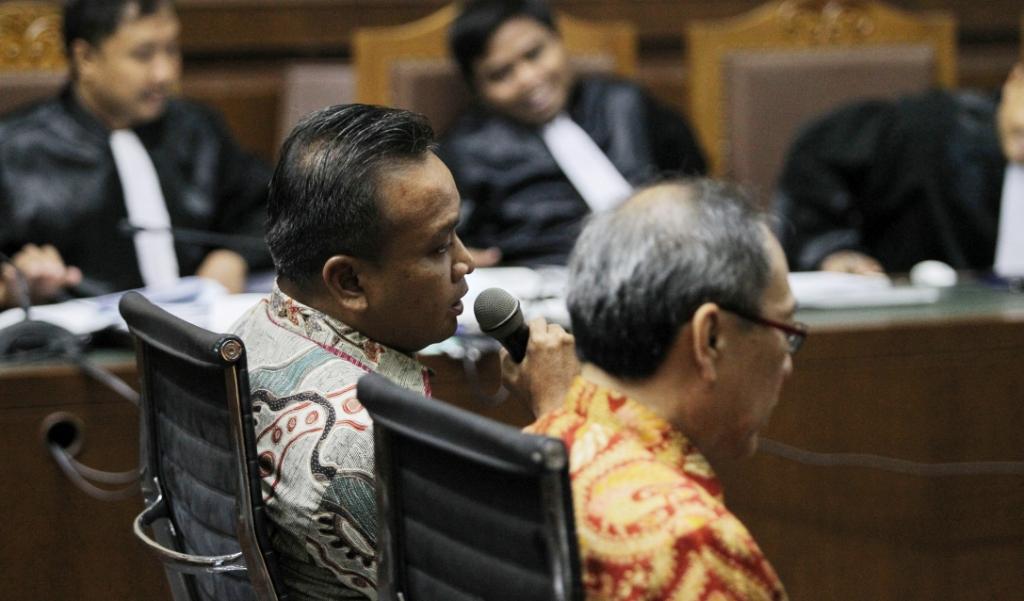 Jaksa Tak Membebankan Ponakan Novanto Uang Pengganti