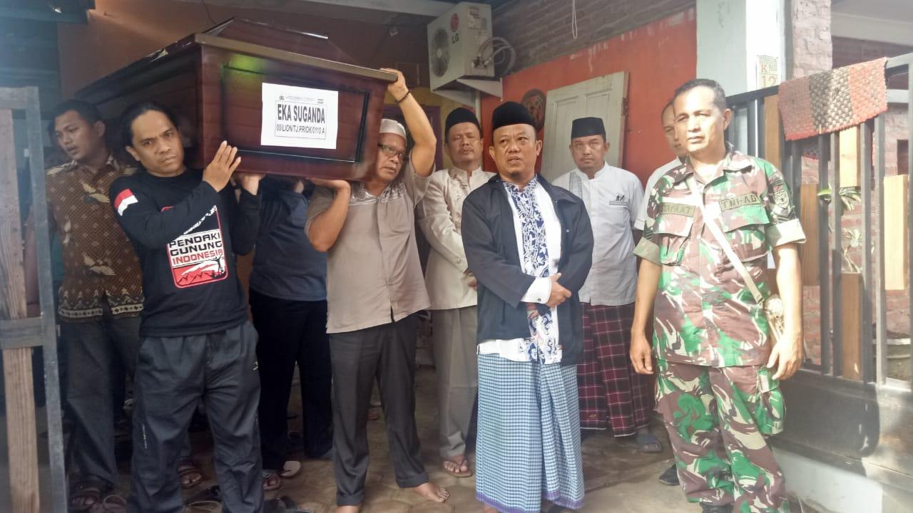 Penumpang Lion Air PK-LQP asal Cirebon Dimakamkan
