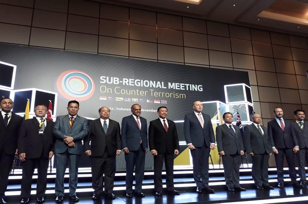Sembilan Negara Berkomitmen Perangi Terorisme via Medsos