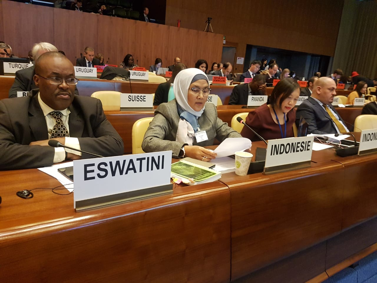 Indonesia Dukung Kebijakan ILO Wujudkan Program SDGs