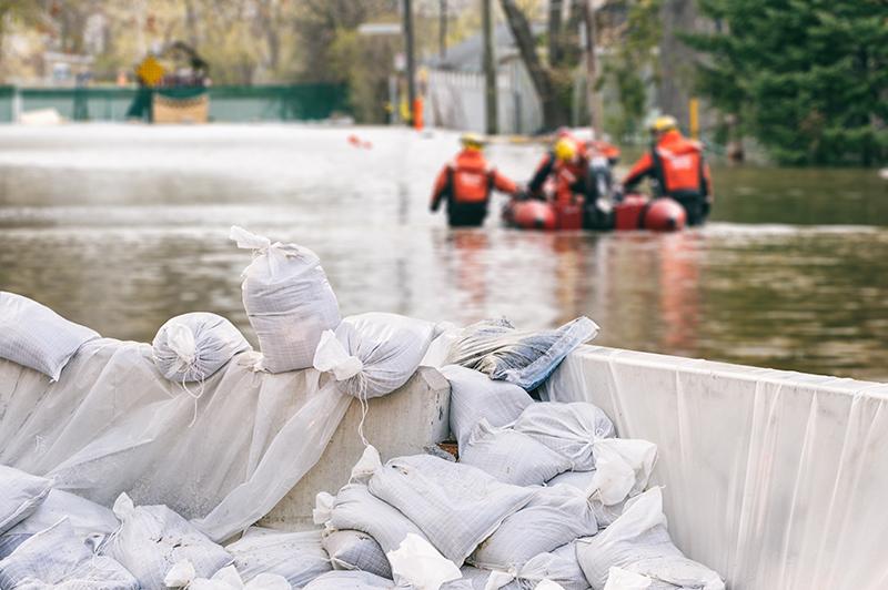 Ribuan Rumah di Riau Terendam Banjir