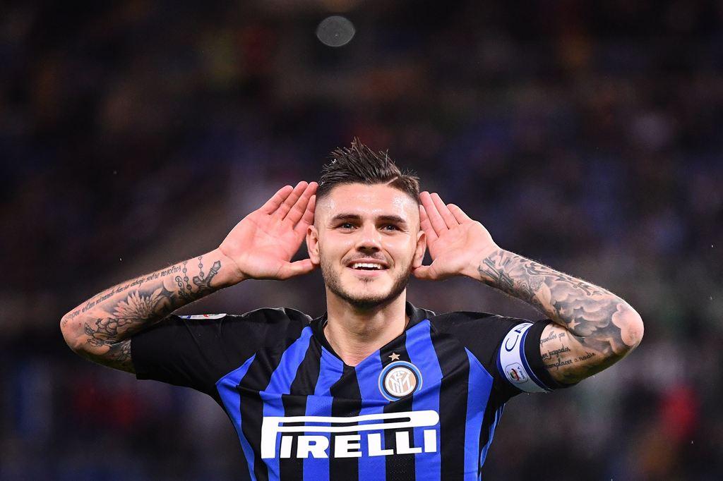 Zanetti Tegaskan Belum ada Tawaran untuk Icardi