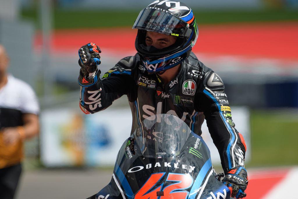 Rider Jebolan Akademi Valentino Rossi Menolak Promosi ke MotoGP Demi Moto2