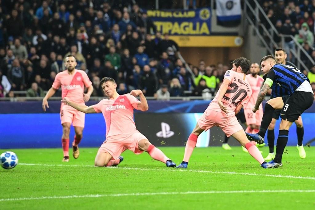 Gol Icardi Buyarkan Kemenangan Barcelona