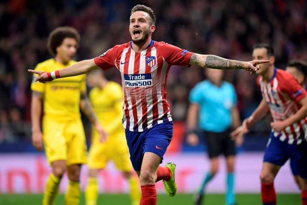 Revans Manis Atletico atas Borussia Dortmund