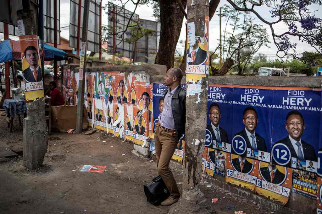 Madagaskar Gelar Pemilihan Presiden
