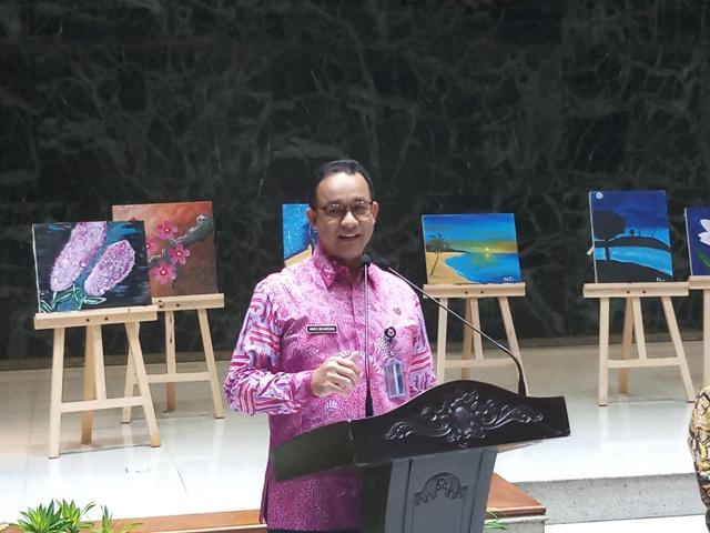 Anies Tak Mau Intervensi Pemilihan Wagub