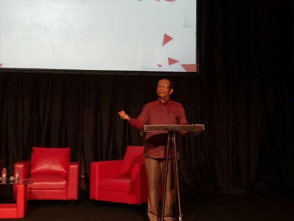 Pancasila Modal Generasi Milenial Masuki Indonesia Emas