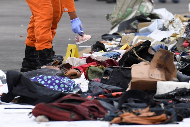 Barang Korban Lion Air akan Dikembalikan ke Keluarga