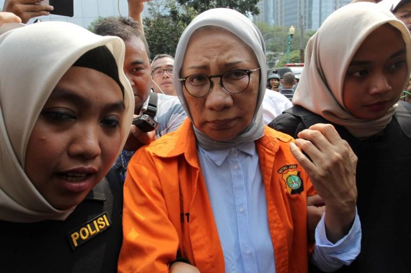 Permohonan Tahanan Kota Ratna Ditolak