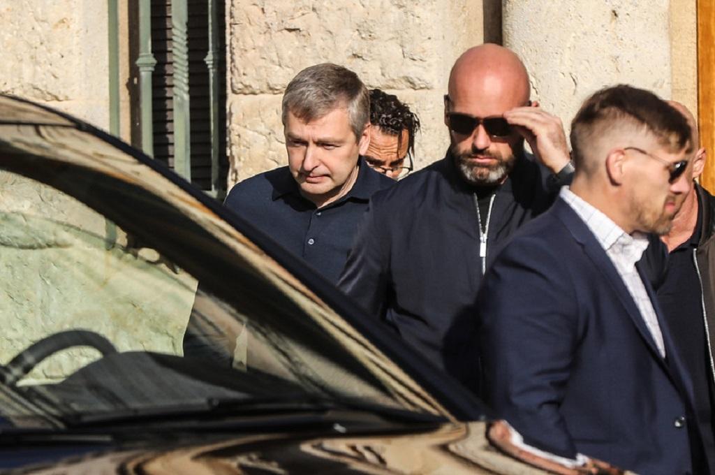 Kasus Korupsi, Presiden AS Monaco Ditahan