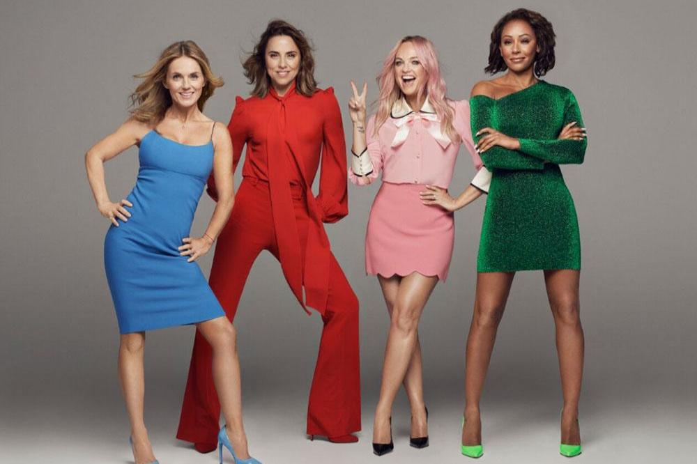 Personel Spice Girls Menangis Usai Umumkan Kabar Reuni