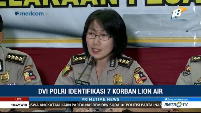 Korban Lion Air Teridentifikasi Bertambah Tujuh Orang