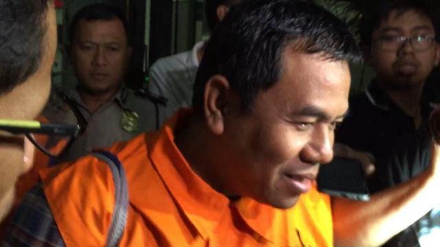 KPK Tahan Eks Bupati Malang