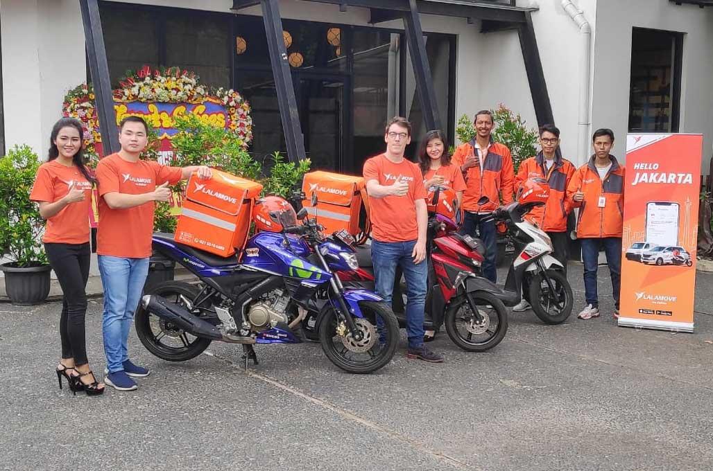 Lalamove Tergiur Bisnis Logistik Online untuk UKM di Indonesia