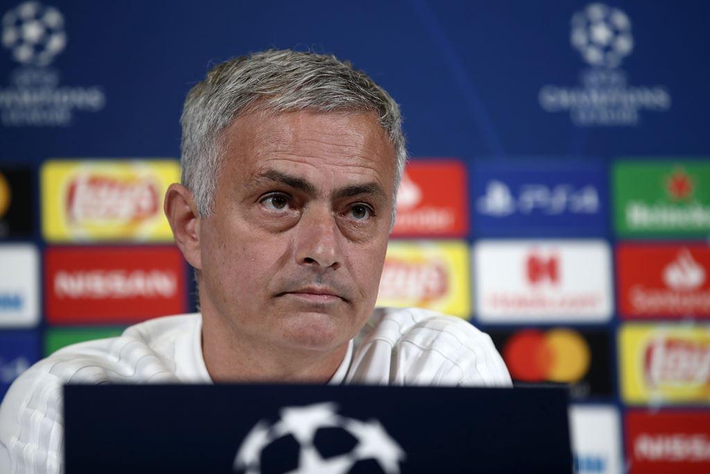 Mourinho Menyesali Selebrasi Kontroversinya ke Pendukung Juventus