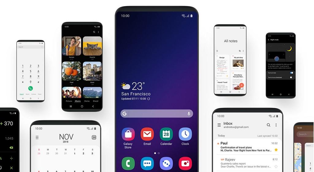 Samsung akan Rombak Antarmukanya Jadi One UI