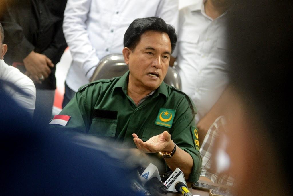 Yusril Sempat Diminta Jadi Timses Prabowo-Sandi