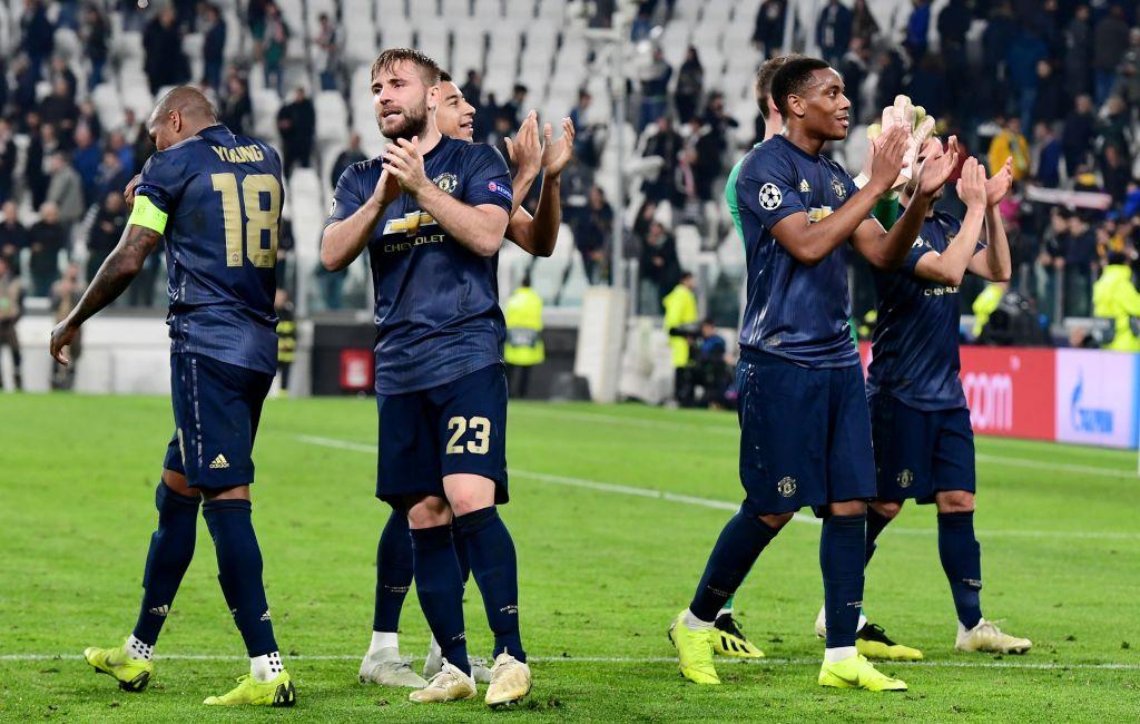 Kalahkan Juventus, Bek United: Hasil Bagus untuk Bungkam Kritik
