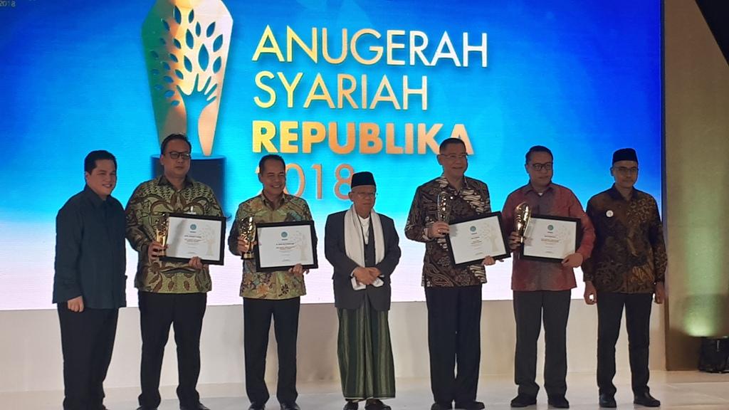 Maruf Dorong Pengembangan Ekonomi Syariah Nasional