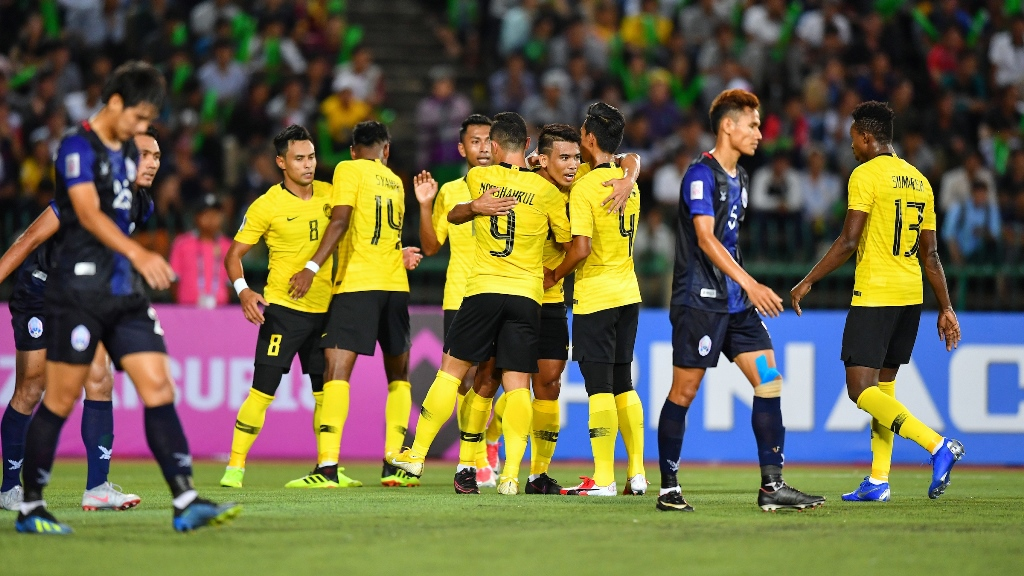 Malaysia Bawa Pulang Tiga Poin Pertama Piala AFF 2018