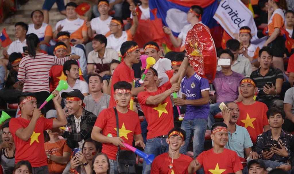 Vietnam Bungkam Laos Tiga Gol Tanpa Balas