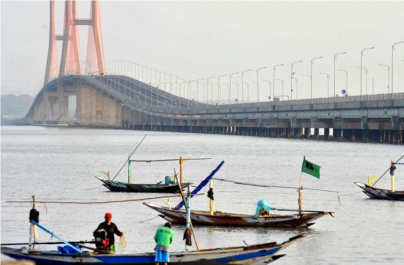 Jembatan Suramadu Gratis, BPWS Kini Ditiadakan